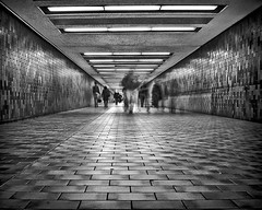 Subway Ghost Walkers No 8