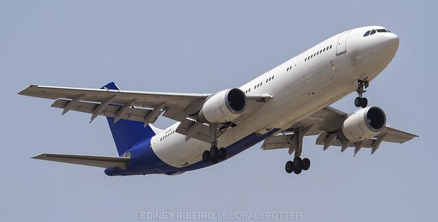 AIRBUS A300 B4 (4L-BIC) GEORGIAN STAR  | DUBAI | DXB-OMDB