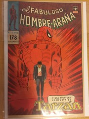 Amazing Spiderman Argentina El Tony  #178