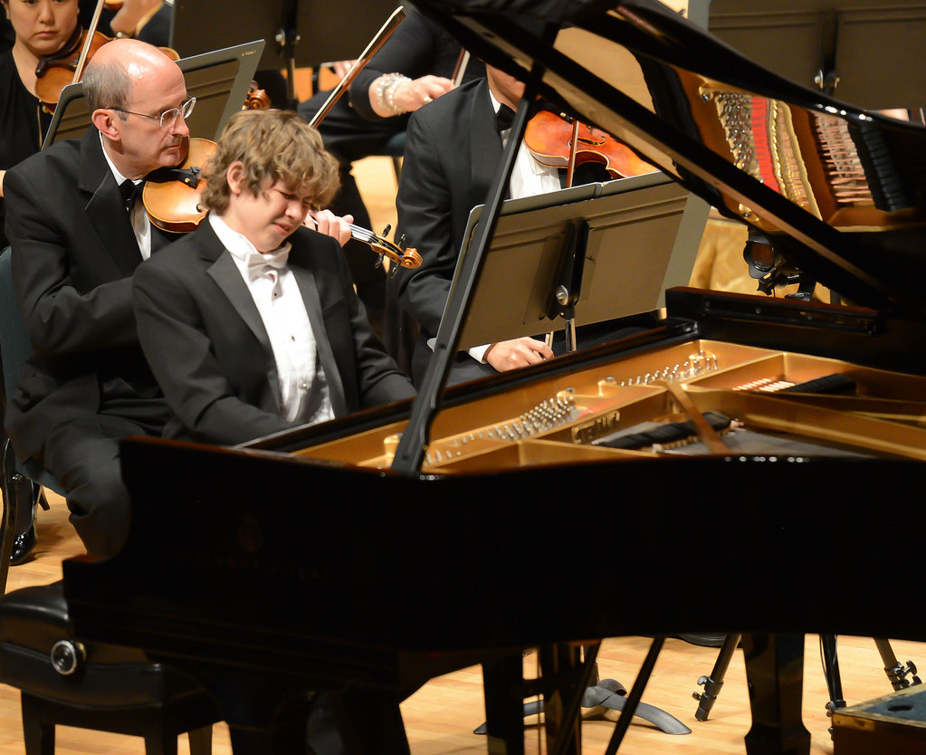 2016 Gina Bachauer International Young Artists Competition