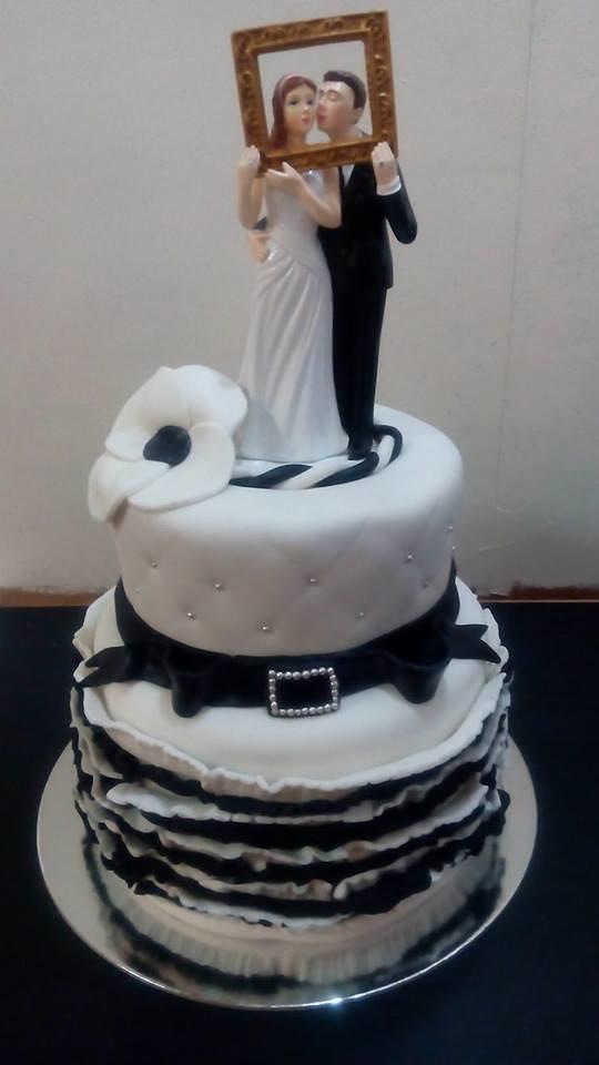 Wedding Cake by Sheila Dalida Marasigan