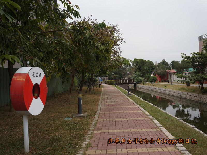 高雄鳳山車站中華街夜市曹公廟曹公圳平成炮台23