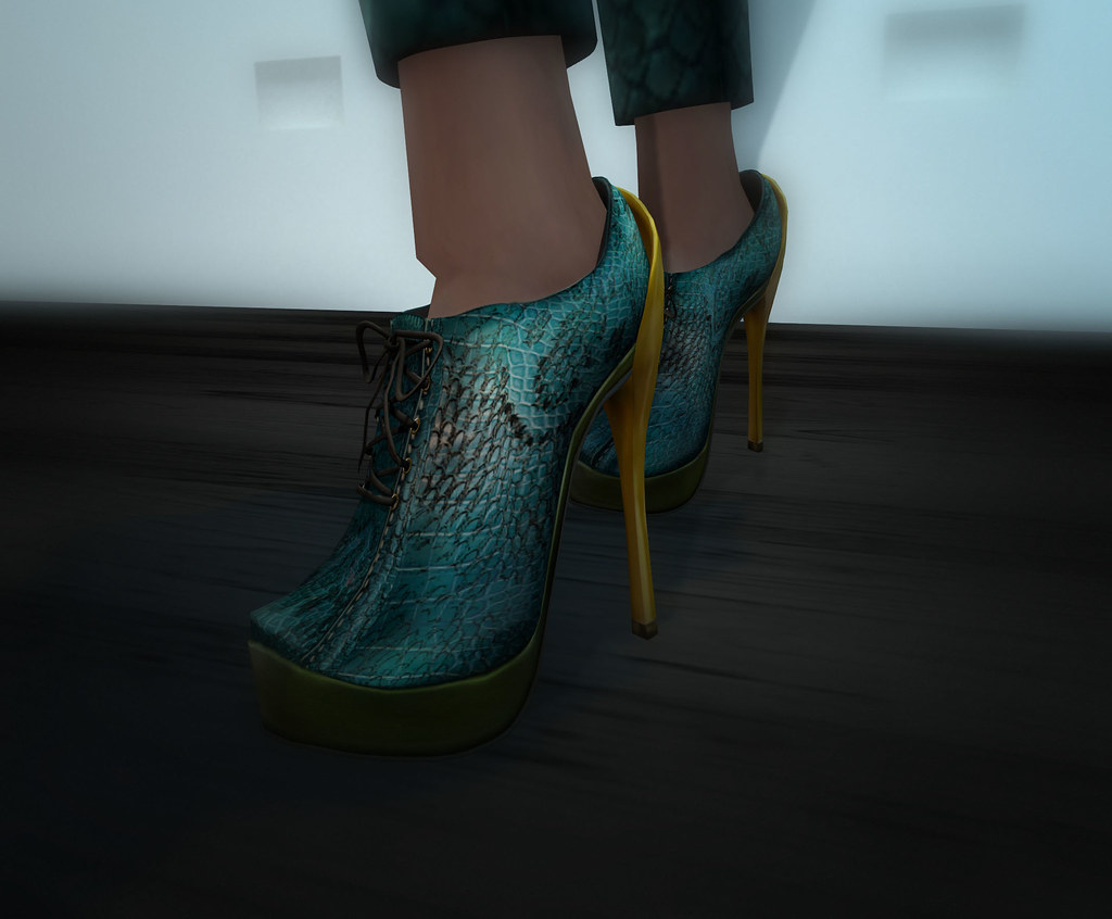 Kunglers - boots snake