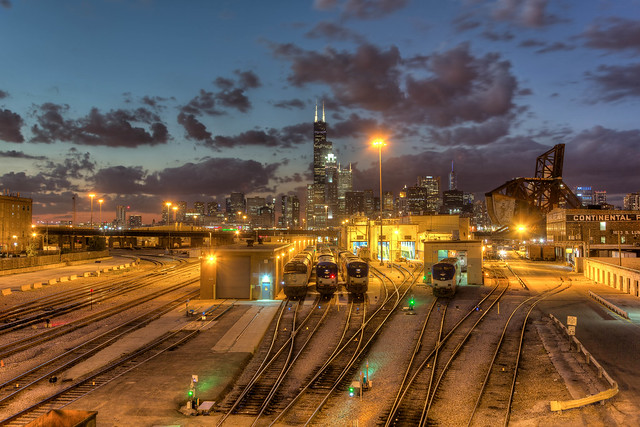 Chicago Plate 082