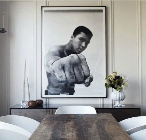 Design Trend: Muhammad Ali