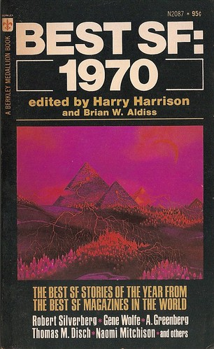 Harry Harrison & Brian W. Aldiss - Best SF 1970 (Berkley 1971)
