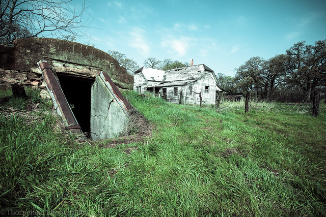 Abandoned Jones Farm