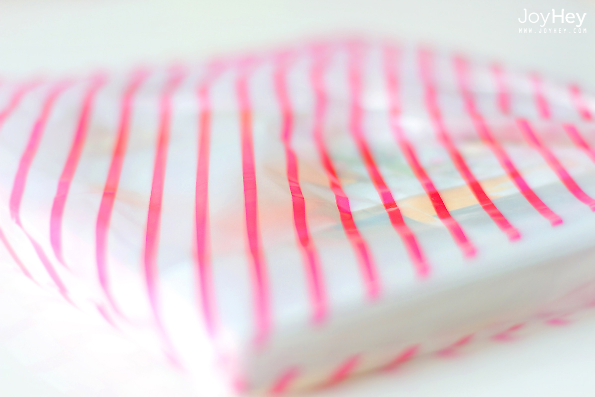 Striped Book