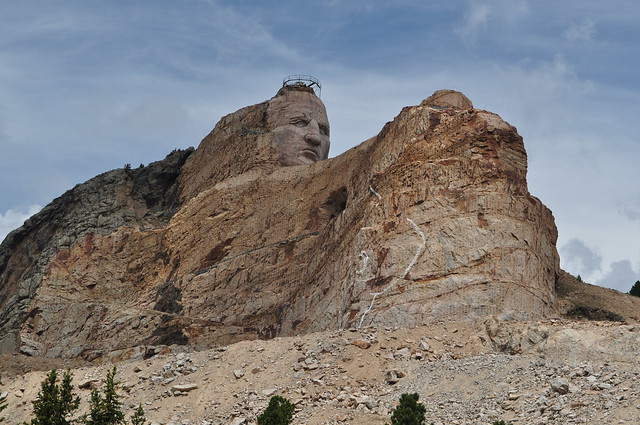 Crazy Horse Memorial - Custer, South Dakota (117)