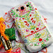 Embroidery print case by Carina » Polka & Bloom