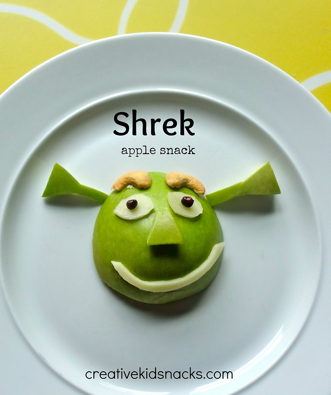 Creative Kid Snacks | Shrek
