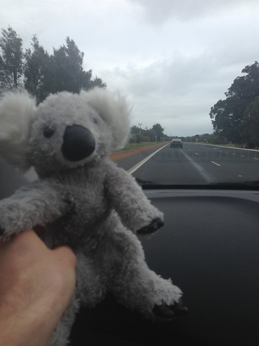 On Our Way To The Margaret River