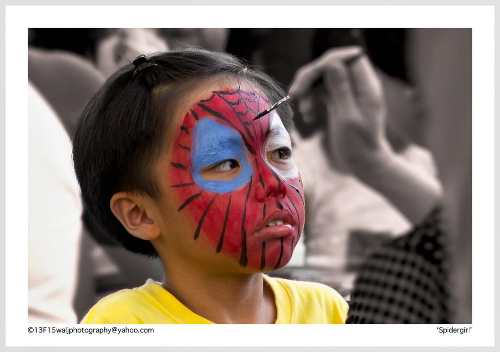 Spidergirl..