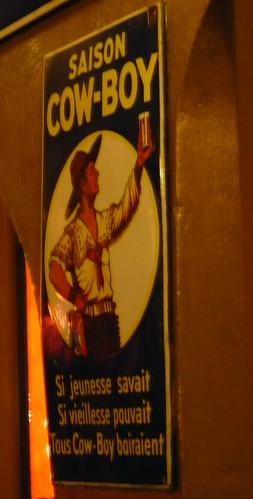 tous cowboy boiraient