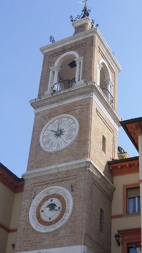 Piazza Tre Martiri 16-4-13 Rimini
