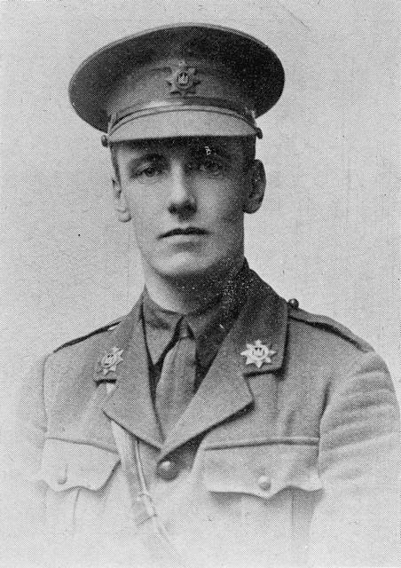 Header of George Alexander Anstey