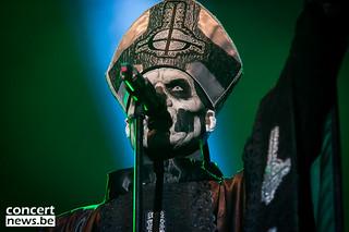 Ghost - Hellfest