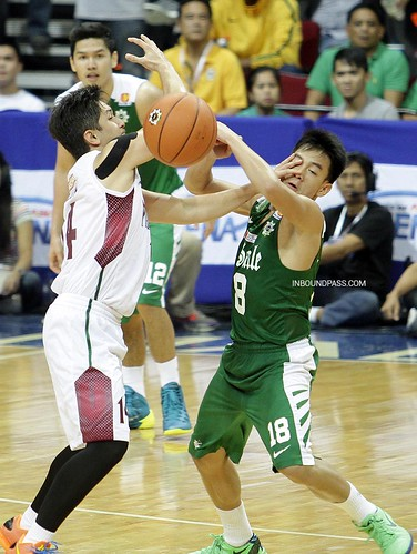 UAAP Season 76: DLSU Green Archers vs. UP Fighting Maroons, July 3
