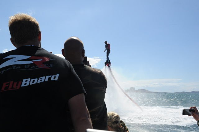 Dreamboats Ibiza, Ibiza boat charter & flyboarding