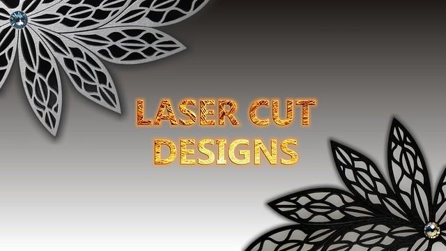 Laser Cut Designs