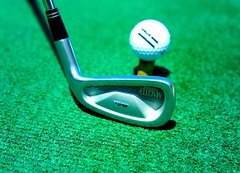 ball, golf club, green, golf equipment, ball,