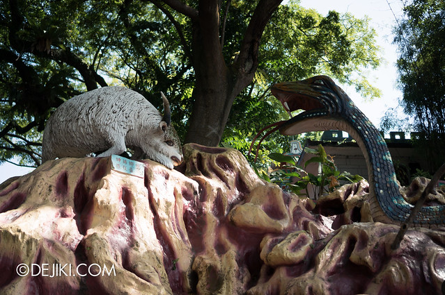 Haw Par Villa - giants