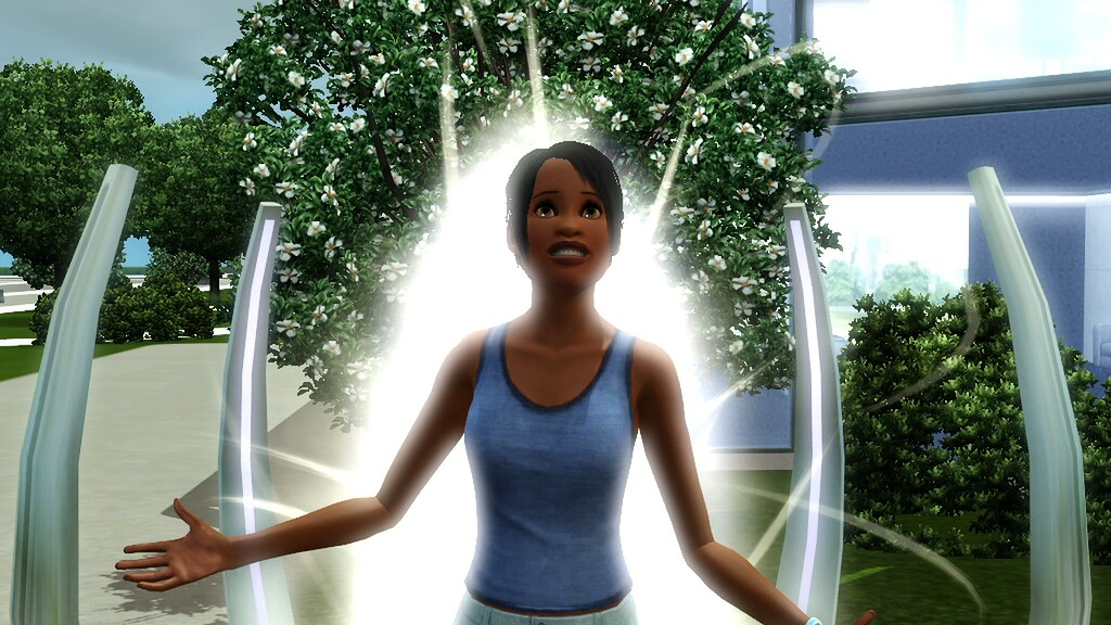 Sims 3 Into the future screen