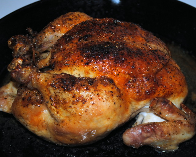 Easy Whole Roasted Chicken Crazy Jamie