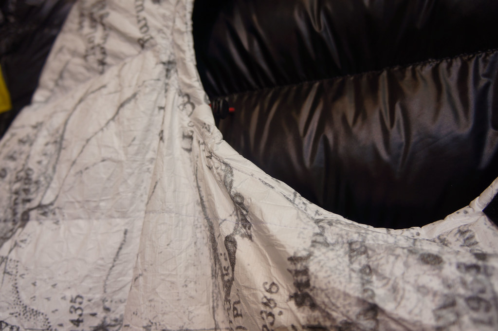 Pajak Tyvek sleeping bag