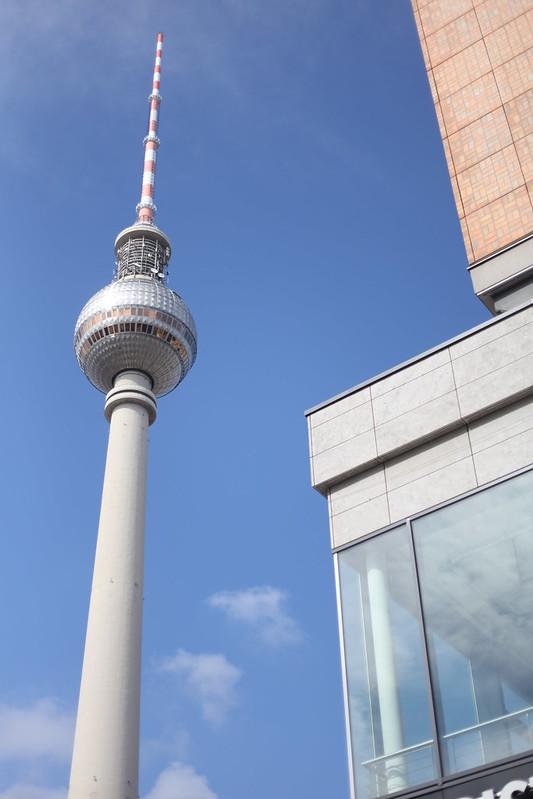 berliner fernsehturm.