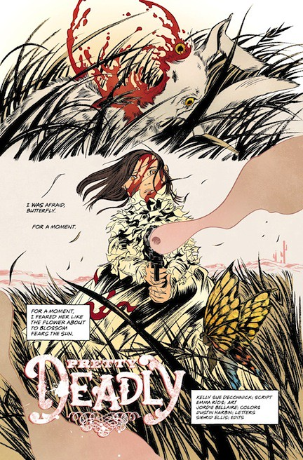 Pretty Deadly preview 2