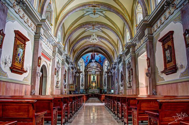 HDR Iglesia Ahuacatlán