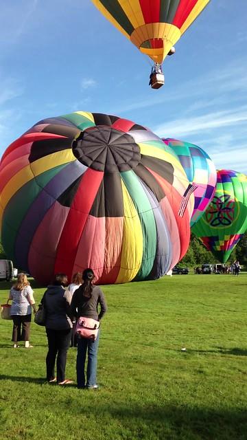 Stowe Balloon