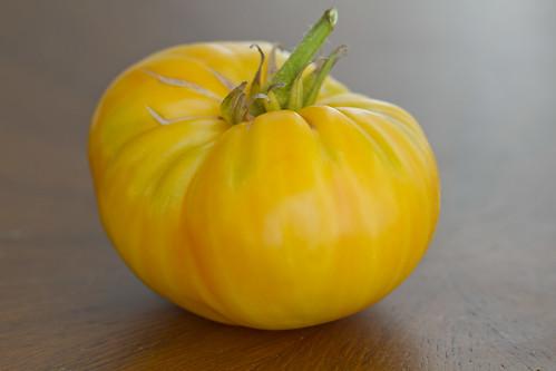 "Tomat ""Valge kaunitar"" / Tomato ""White Beauty"""