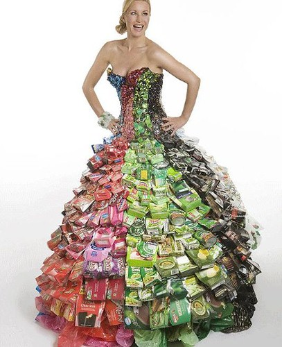 Clothes Made From Recycled Materials