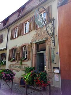 Restaurant La Wistub du Sommelier