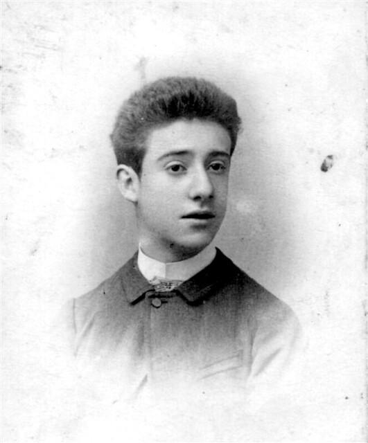 Vladimir Ghika: tinerețe