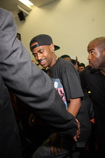 Big Sean hosts a Block Party in LA  celebrating his hall Of Fame Album
