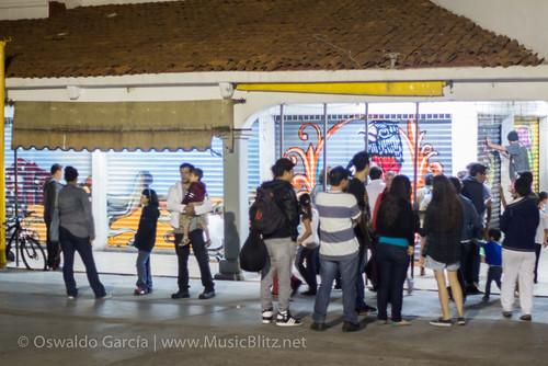Galería Nocturna Board Dripper 2013
