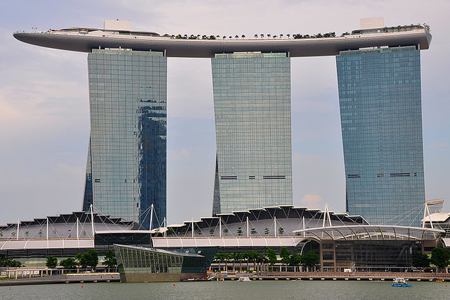 Singapore - Marina Bay Sands Hotel