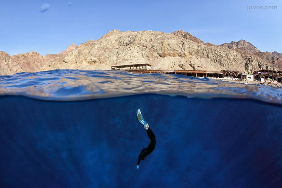 Blue Hole - Dahab, Egypt