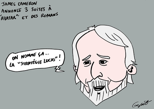 12_James Cameron trois suites avatar et des romans