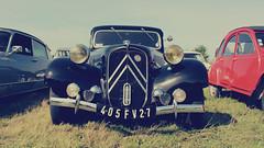 Les ALes Anciennes En Vallée De l'Eurenciennes En Vallée De l'Eure - Citroën Traction Avant
