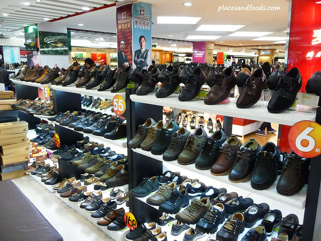 Dong Men Shoe City (东门鞋城) Shenzhen leather shoes
