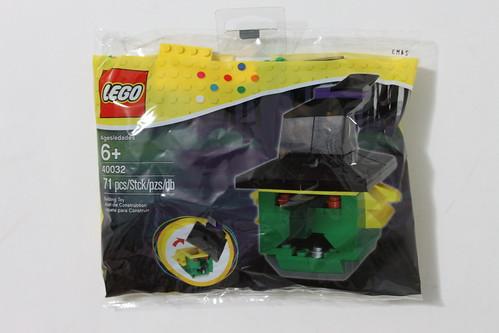 LEGO Seasonal Witch (40032)