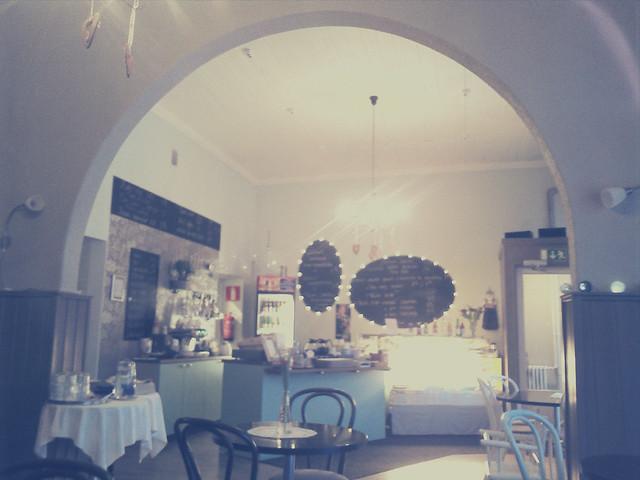 sanna's café & salad