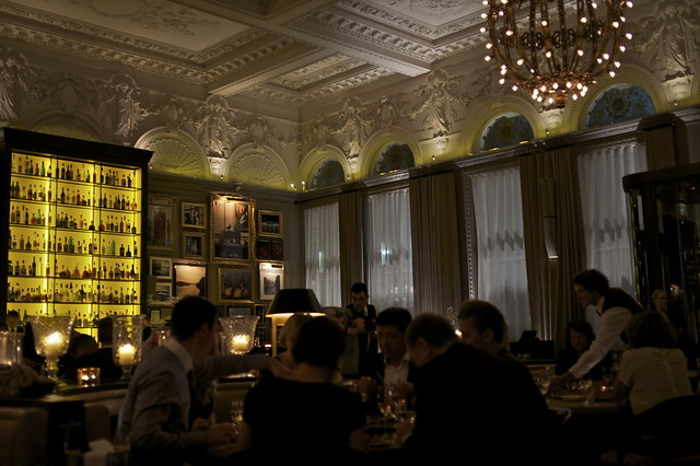 Berners Tavern at The London Edition - DSC_0682