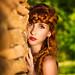 Audrey red hair by visacréa