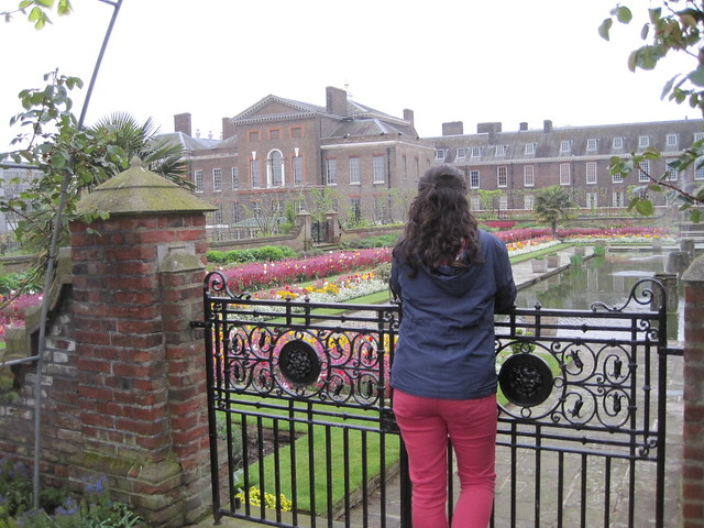 View of Kensington Palace