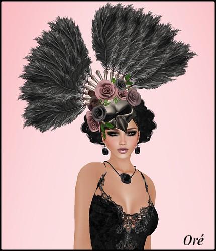 masque boudoir by Orelana resident
